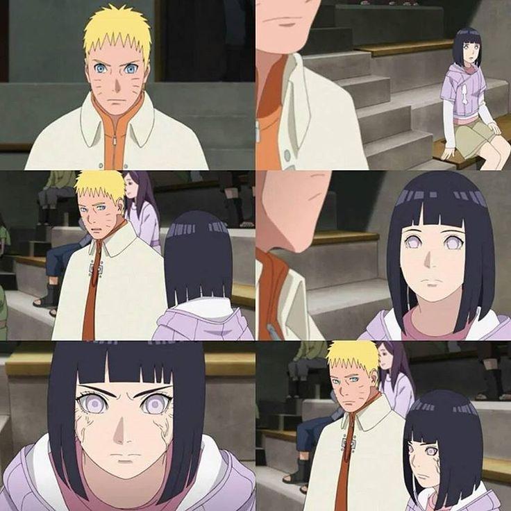 """Anime Naruto Shippuden Boruto The Origin Of The Name: """"Anata #naruhina #borutothemovie"""""""