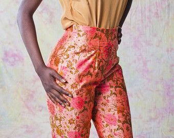 brocade pants 70s - Google Search