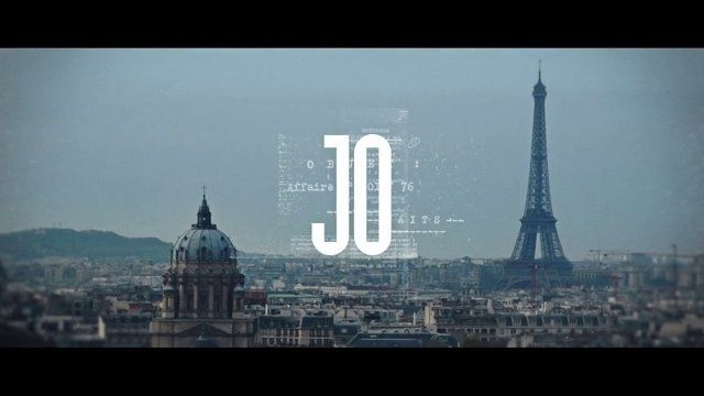 JO - Opening Title Sequence by Julien  Quentin. Opening Title Sequence of the JO TV series.