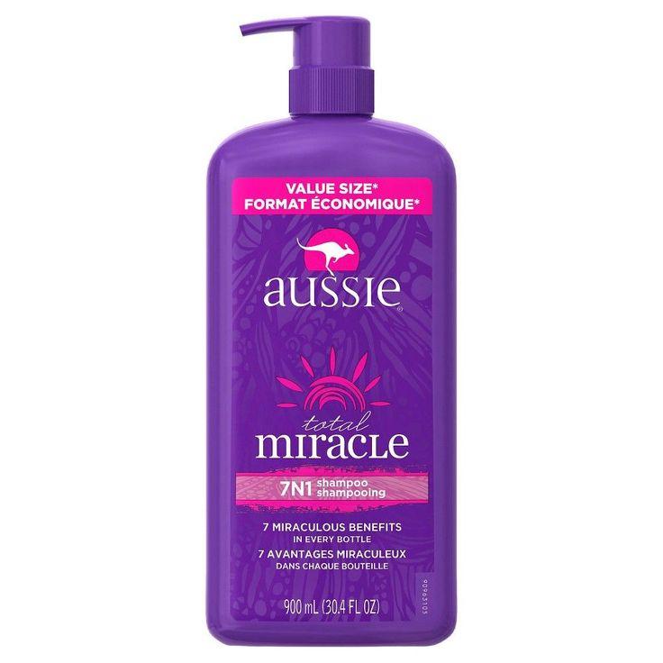 Aussie Total Miracle 7 N 1 Shampoo - 30.4 oz