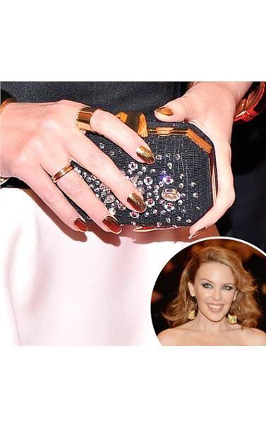 Ιδέες για εντυπωσιακά νύχια από το red carpet nails
