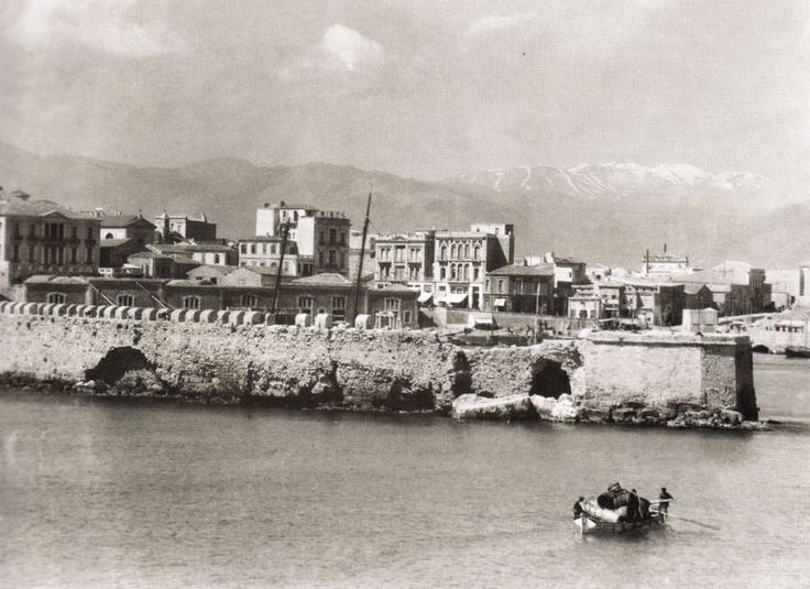 Ηράκλειο, Λιμάνι. Nelly's - 1927