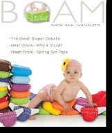 Birth of a Mother magazine - relaunching this summer!