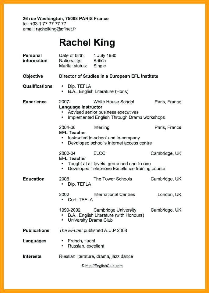 resume examples teenager  resume templates  first job