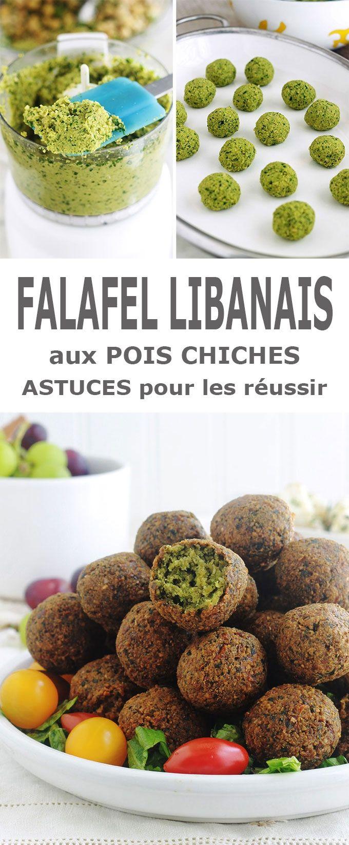 Recette des falafel, facile et rapide