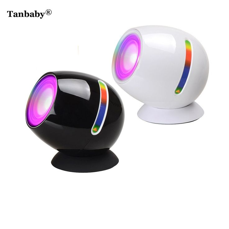 Tanbaby 256 Living Color Atmosphere 3D LED Mood Light Touch night light projector USB recharged Romantic light for wedding Party #Affiliate