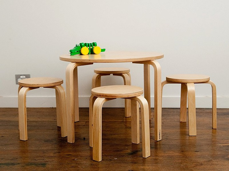 Mocka Wooden Table