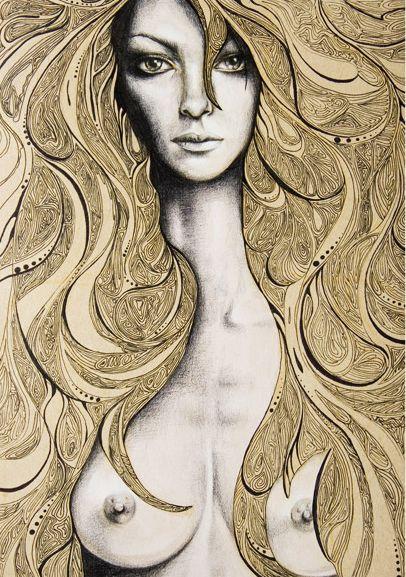 модные иллюстрации Келли Томпсон (23)