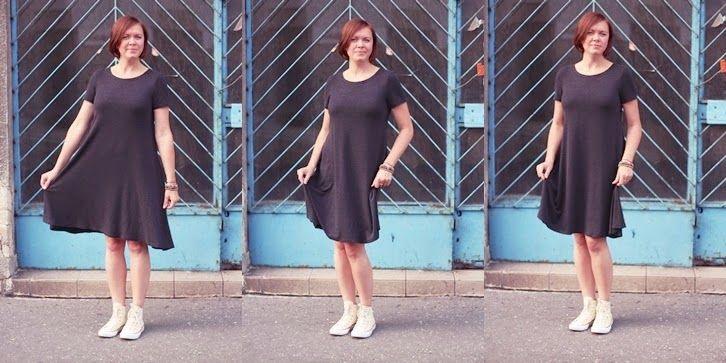 sukienka - zwykły sklep buty - Converse  http://millenniumagelifestyle.blogspot.com/2014/07/comfort-dress-this-is-it.html