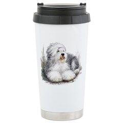 Coffee mug whit an OES senior printed, drawn by Arnfinn Olsen, Norway