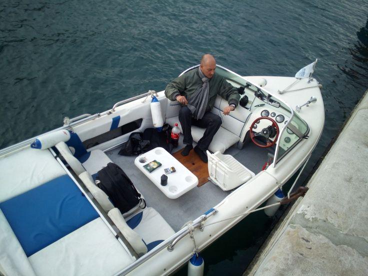 Location bateau moteur 85cv  à Nice