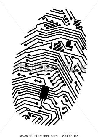 motherboard fingerprint (for a security company I think