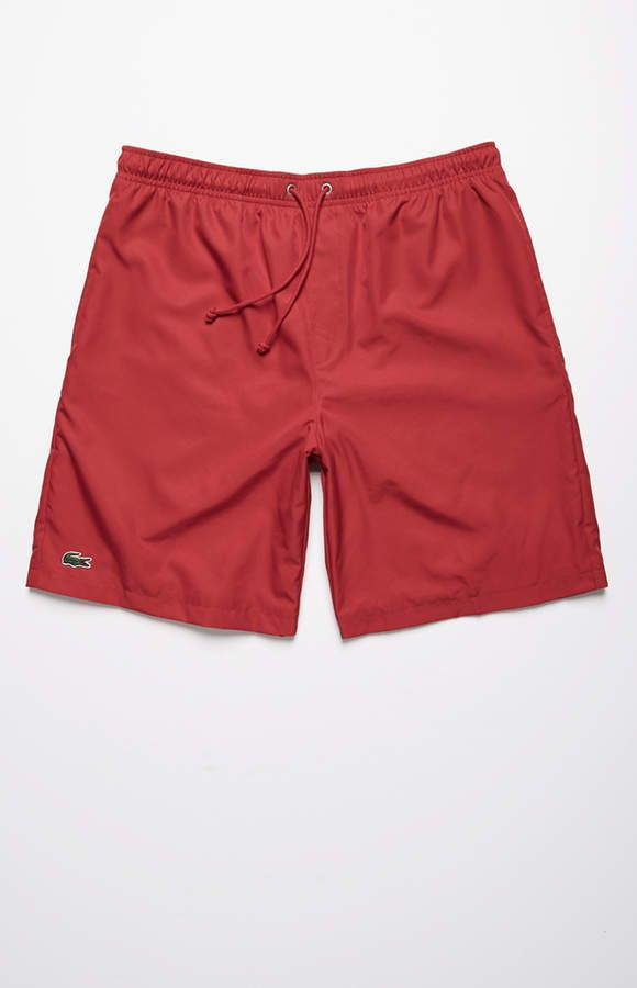 016100d585b7 Lacoste Sport Taffeta Tennis Shorts