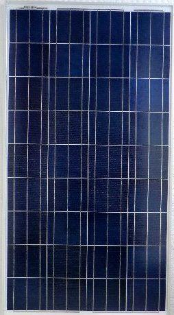 Solcelle 100W/12V til kolonihave, sommerhus, campingvogn, båd
