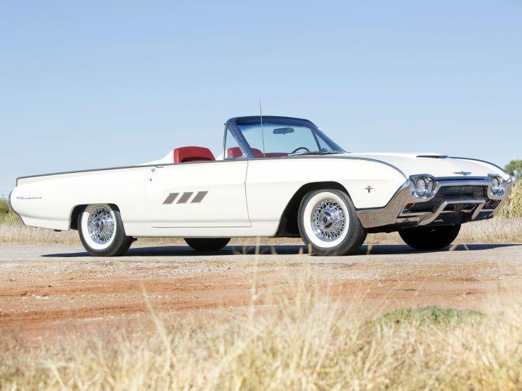 1963 Mustang Convertible