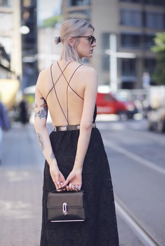 tendencia escote a la espalda