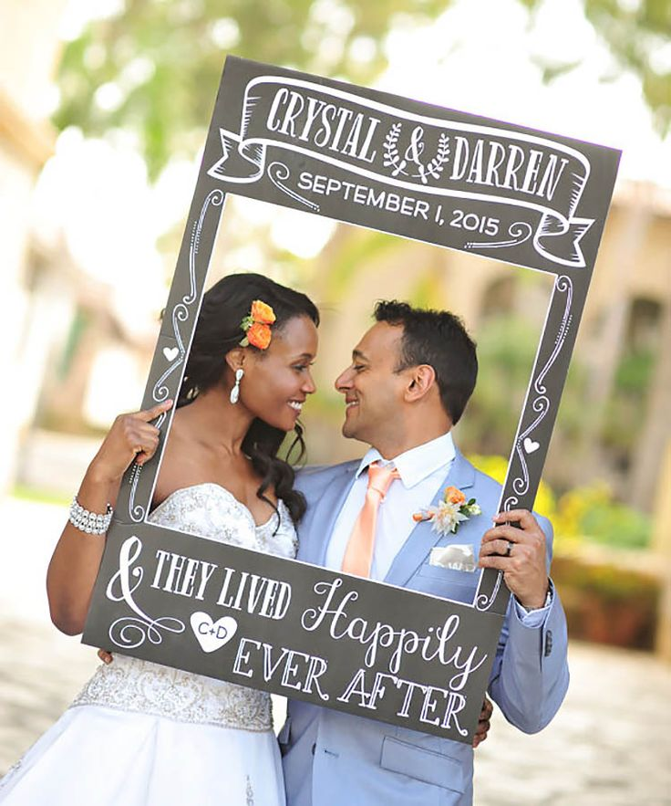 25 Best Ideas About Wedding Photo Props On Pinterest