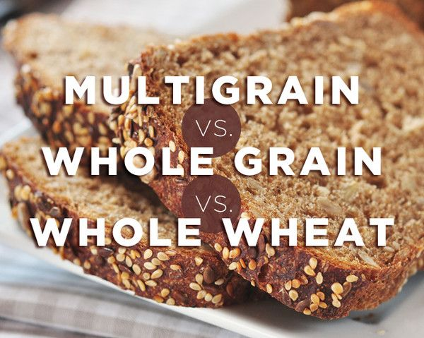 Q&A: What's the Difference Between Multigrain, Whole Grain, and Whole Wheat?