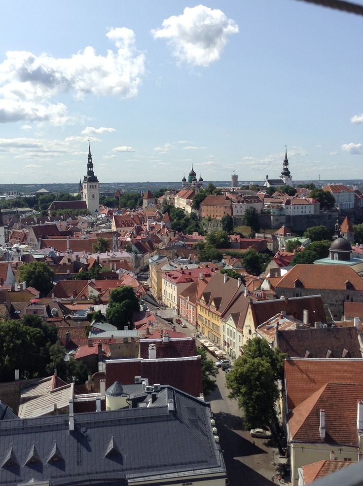 Tallin, Esthonia