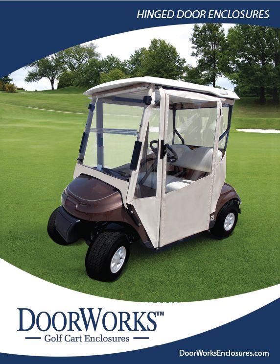 DoorWorks Golf Cart Enclosures | DoorWorks: Manufacturers and Distributors of Golf Cart Enclosures and Covers