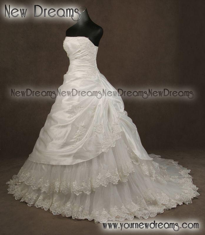 #wedding dress style V1220- #abito sposa modello V1220 www.yournewdreams.com