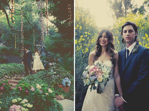A DIY Malibu Ranch Celebration - Once Wed
