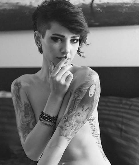 Cool 1000 Images About Short Hair Don39T Care On Pinterest Short Hairstyles Gunalazisus
