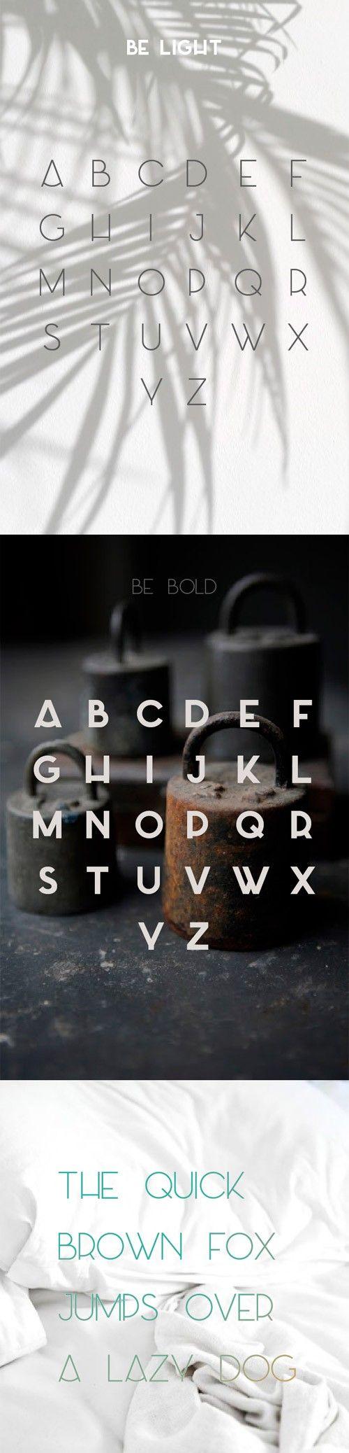 商用利用可でデザインに使える!プロユースな無料の欧文・英語フォント15