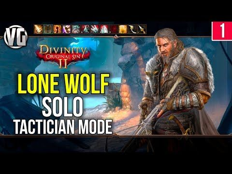 nogame5: Divinity Original Sin 2 Full Walkthrough And Revie...