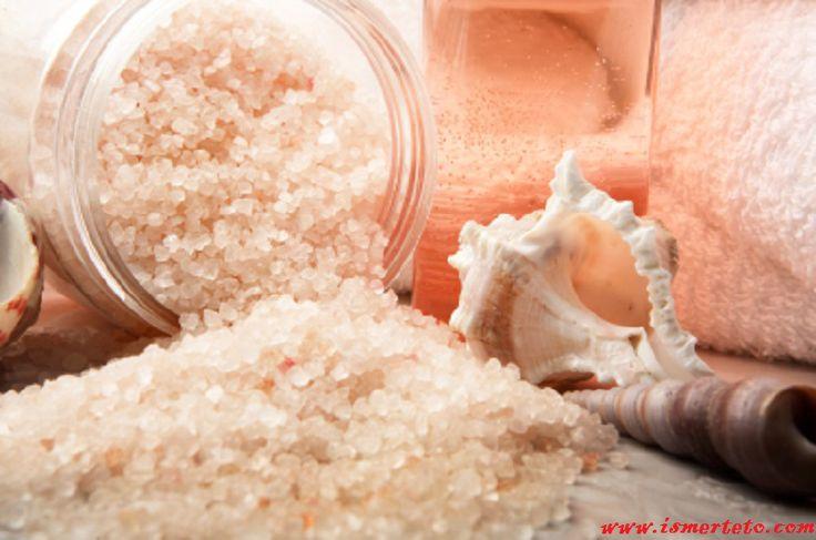 A sóterápia gyógyhatása bőrbetegségek esetén Pikkelysömör, ekcéma, allergiás bőrtünetek, körömgomba – segít a sóterápia! | Ismertető