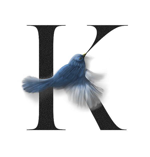 fauna / initials by katarina medić, via behance