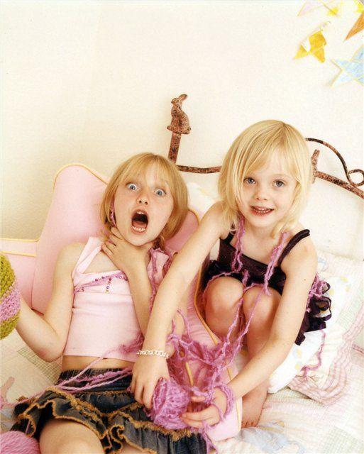 elle fanning low set june 6 photos | Дакота и Эль Фаннинг / Dakota and Elle Fanning