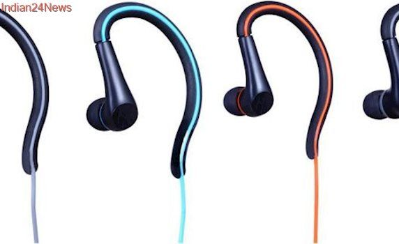 Motorola Earbuds Metal, Earbuds Sports headphones with IP54 water resistance launched for Rs 999
