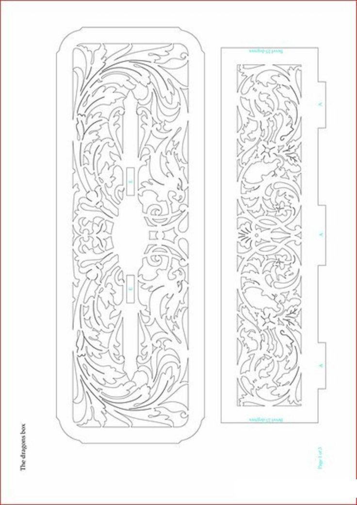 639 best Scrollsaw images on Pinterest | Vorlagen, Brandmalerei und ...