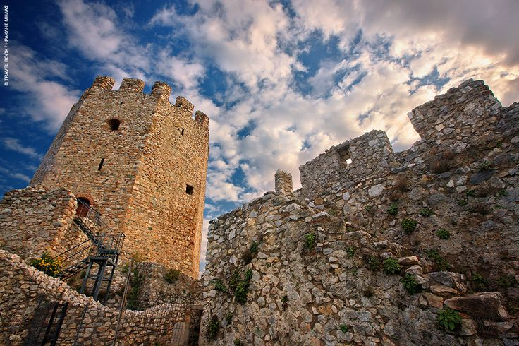 Platamonas Castle - Pieria Regional Unit - Greece