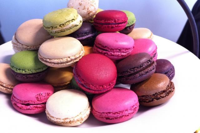 Macarons avec meringue française - Mes Recettes au Cooking Chef