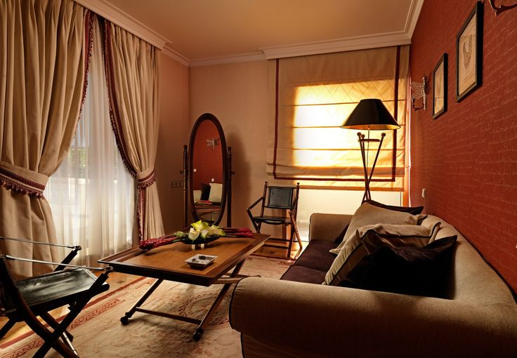 Executive Suite of Divani Palace Acropolis   http://divaniacropolishotel.com