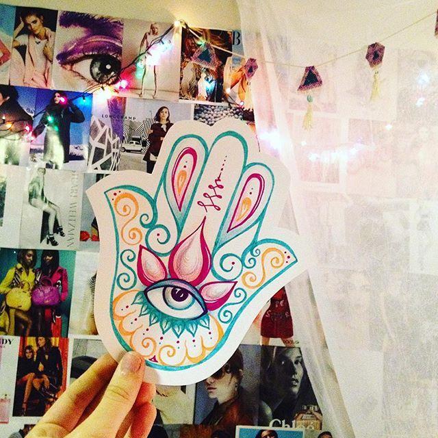 SnapWidget | #quietlioncreations #handmade #hamsa #peace #zen #boho #bohemian…