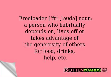 freeloader ecards - Google Search