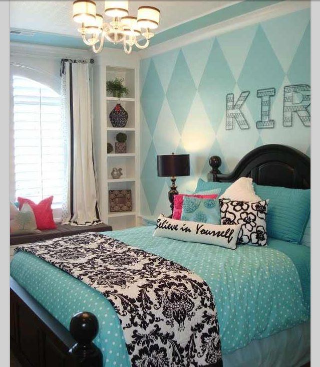 cute and cool teen girl bedroom ideas a great roundup of teenage girl bedroom - Teenage Girl Bedroom Designs Idea