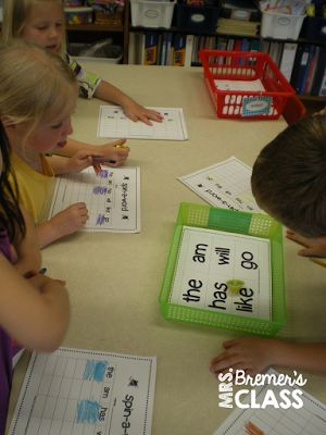 Hands-on literacy centers for young learners& word work activities perfect…