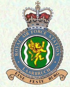 Station Badge - RAF Laarbruch