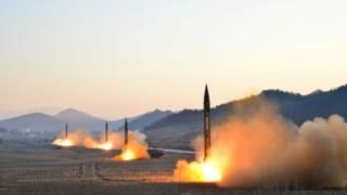 Syria strike 'vindicates' North Korea's nuclear choice