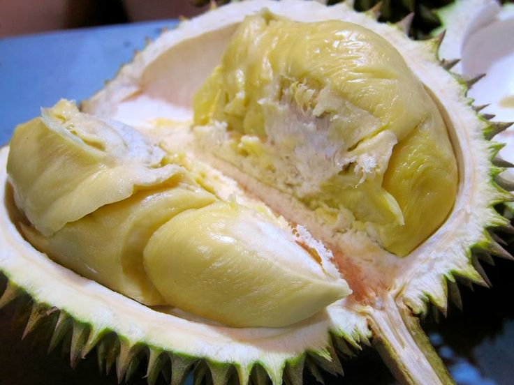 you will love durian also from Medan <3