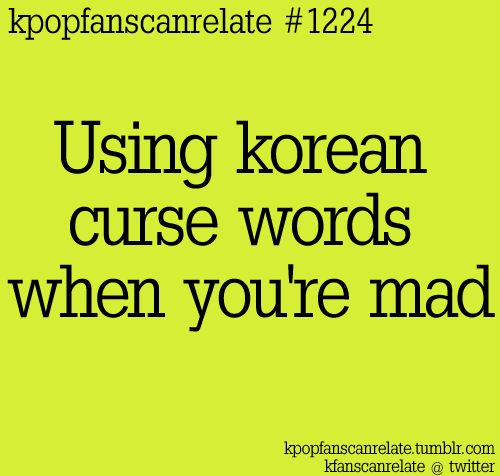 """KPop Fans Can Relate #1224: I Use """"Aishh"""" All The Time"""