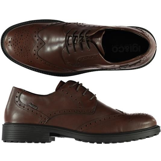 Scarpe british marroni IGI&CO - € 94,90 scontate del 9% le paghi solo € 85,90 | Nico.it