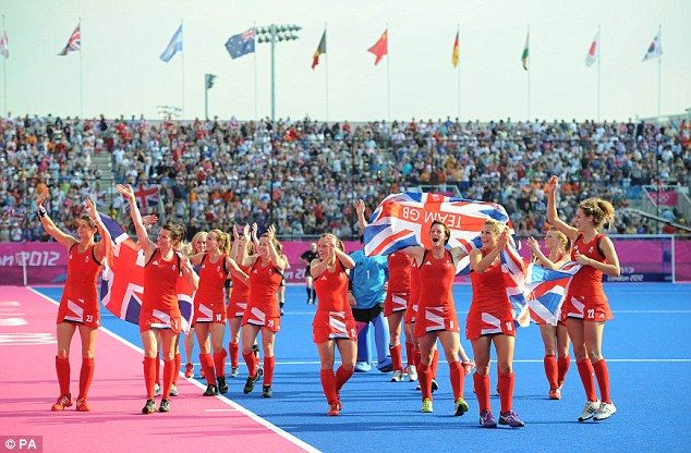 GB women claim hockey bronze after 3-1 victory over New Zealand at London 2012 Olympics. Great Britain women's hockey team have ended a 20-year wait for an Olympic medal.