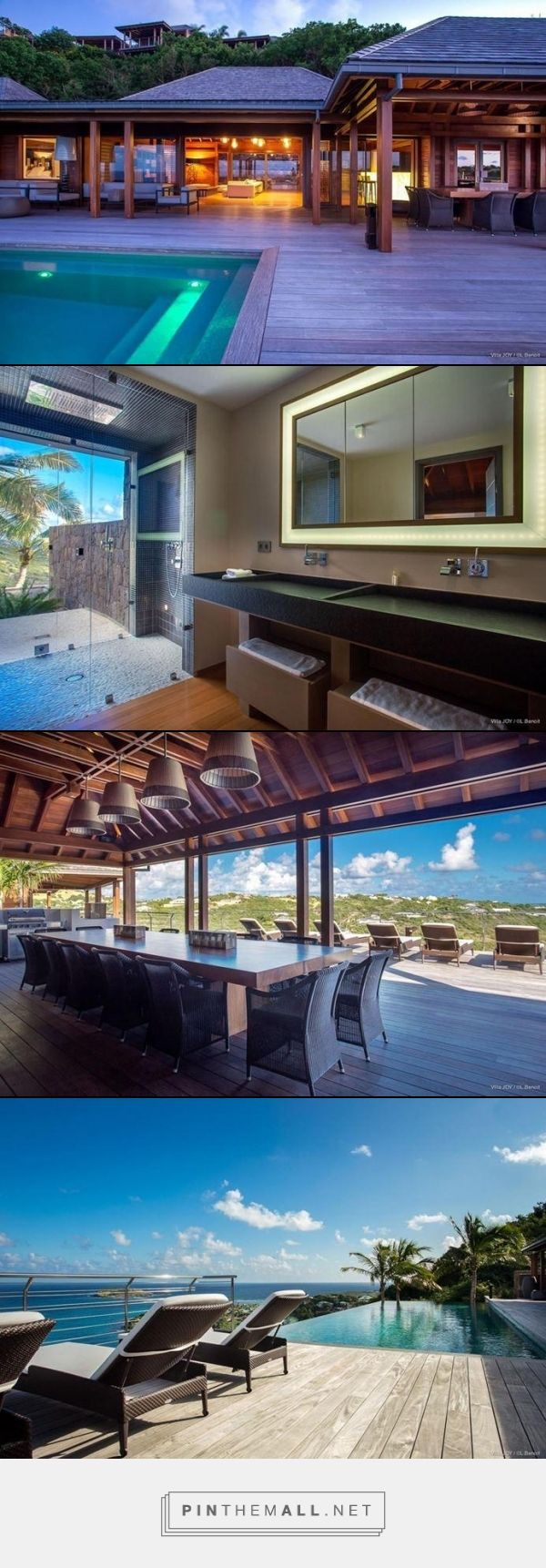 203 best st. barths villas images on pinterest | villas, caribbean