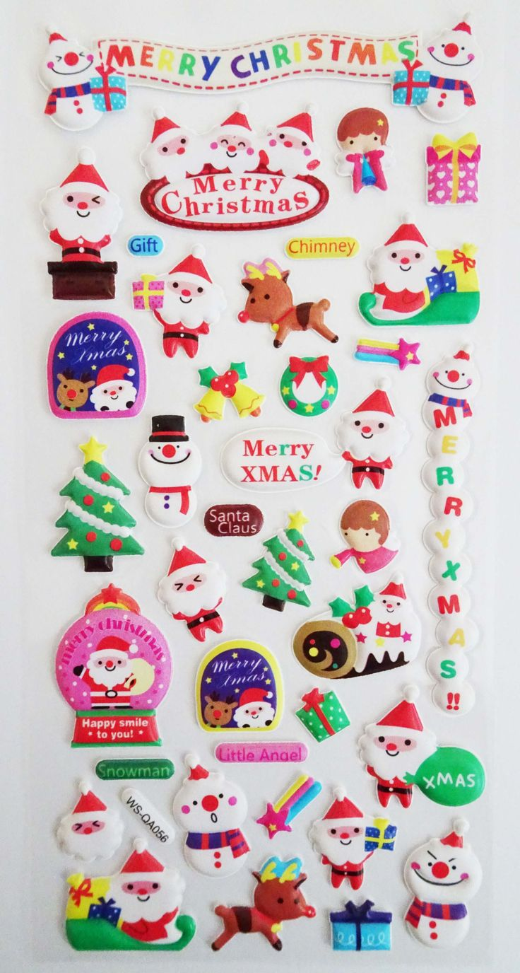 Do You want to Build a Snowman Christmas Stickers. Ships worldwide from Canada!