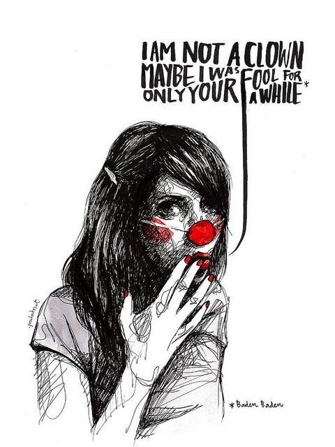 Paula Bonet - Clown by álvarozarzuela, via Flickr
